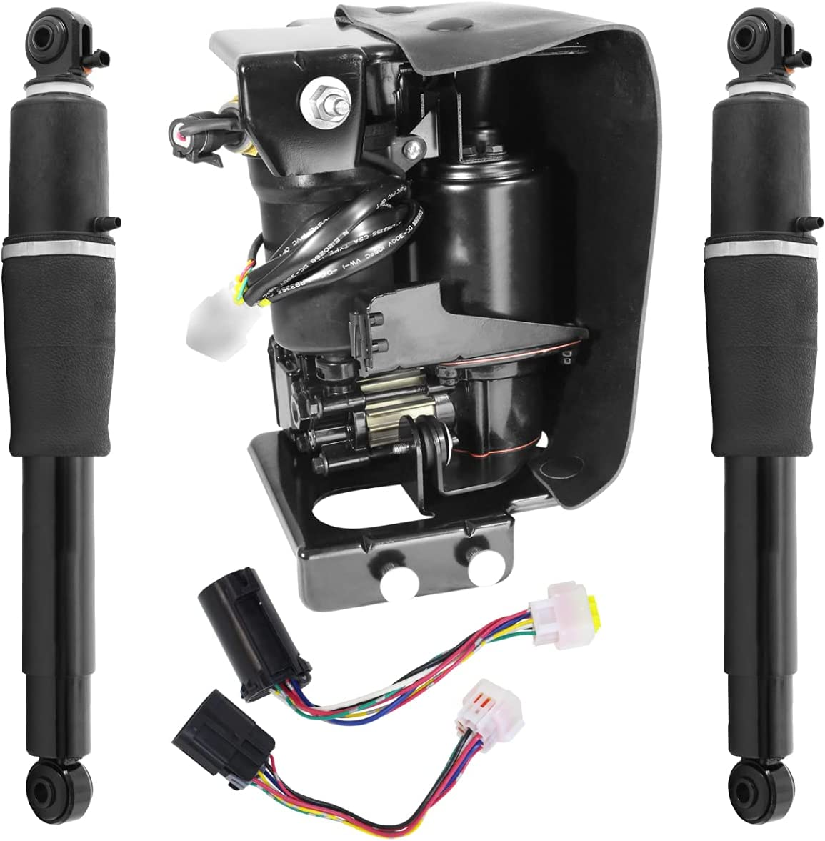 AutoShack SUSPPK0221 Air Ride OFFicial and Suspension Compressor Max 84% OFF Stru