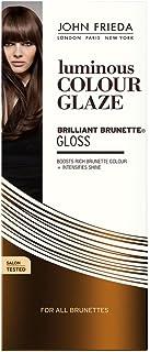 John Frieda Brilliant Brunette Luminous Color Glaze, 6.5 Ounce