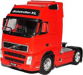 Volvo FH12 Weiss Zugfahrzeug LKW Truck 1//32 Welly Modell Auto mit oder ohne in..