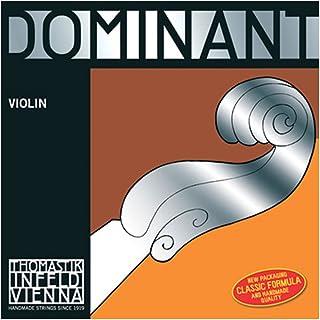 Thomastik Dominant 1/4 Violin E String Medium Aluminum-Steel Ball-End