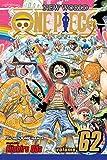 One Piece, Vol. 62: Adventure on Fish-Man Island (62)