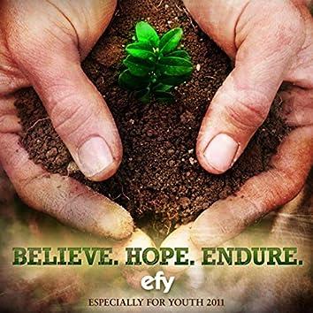 Efy 2011 Believe Hope Endure