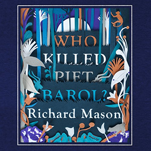 Who Killed Piet Barol? audiobook cover art