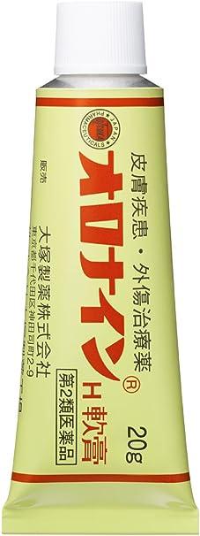 軟膏 ニキビ オロナイン