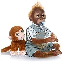 iCradle Reborn Baby Monkey 21