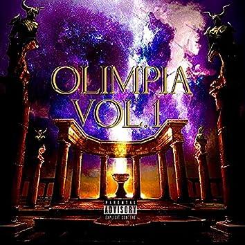 Olimpia, Vol. 1 (feat. MBP Rap & Cream)