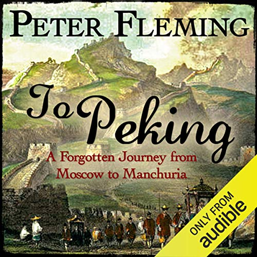 Couverture de To Peking