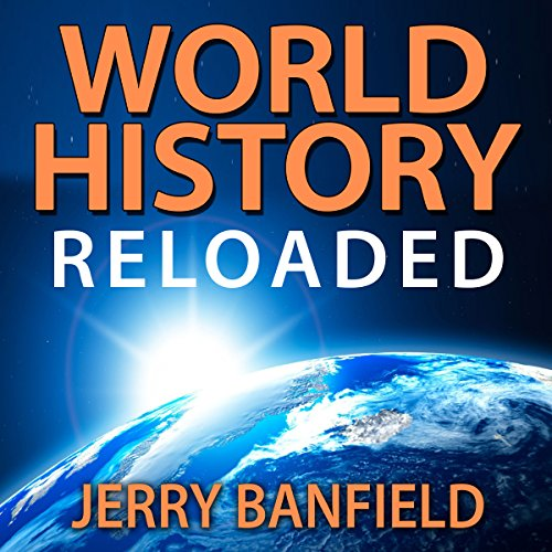 World History Reloaded audiobook cover art