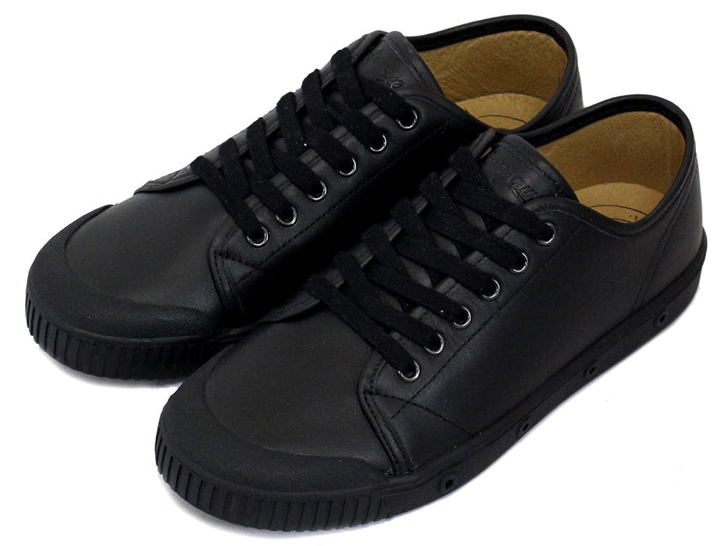 やさしくマーチャンダイジング誇り[スプリングコート] G2S-V5 G2 Leather (G2レザー) レディース ローカットスニーカー BLACK (ブラック) SPC025