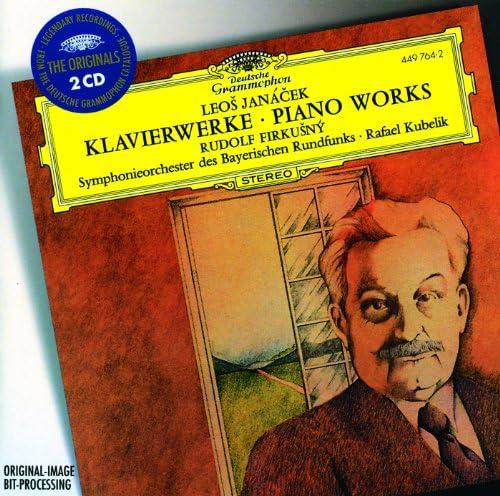 Rudolf Firkusny, Members of the Bavarian Radio Symphony Orchestra & Rafael Kubelik