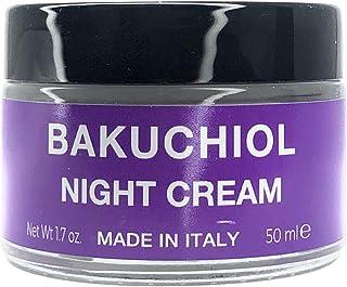 Delfanti Milano • BAKUCHIOL Night Cream • Natural RETINOL alternative • Made in Italy