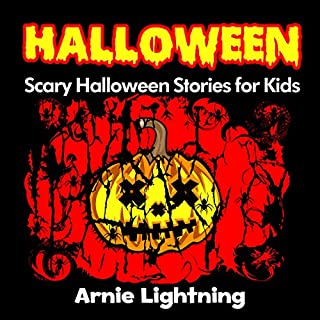 Halloween: Scary Short Stories cover art