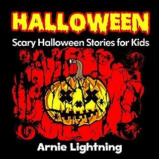 Halloween: Scary Short Stories audiobook cover art