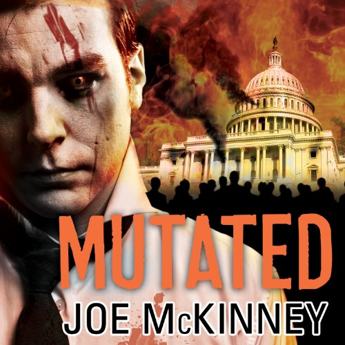 Mutated Audiobook By Joe McKinney cover art