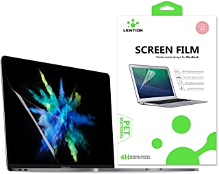 For MacBook Pro 15.4 with/without Touch Bar Model (A1707 - A1990) - LENTION Clear HD Screen Film - Transparent
