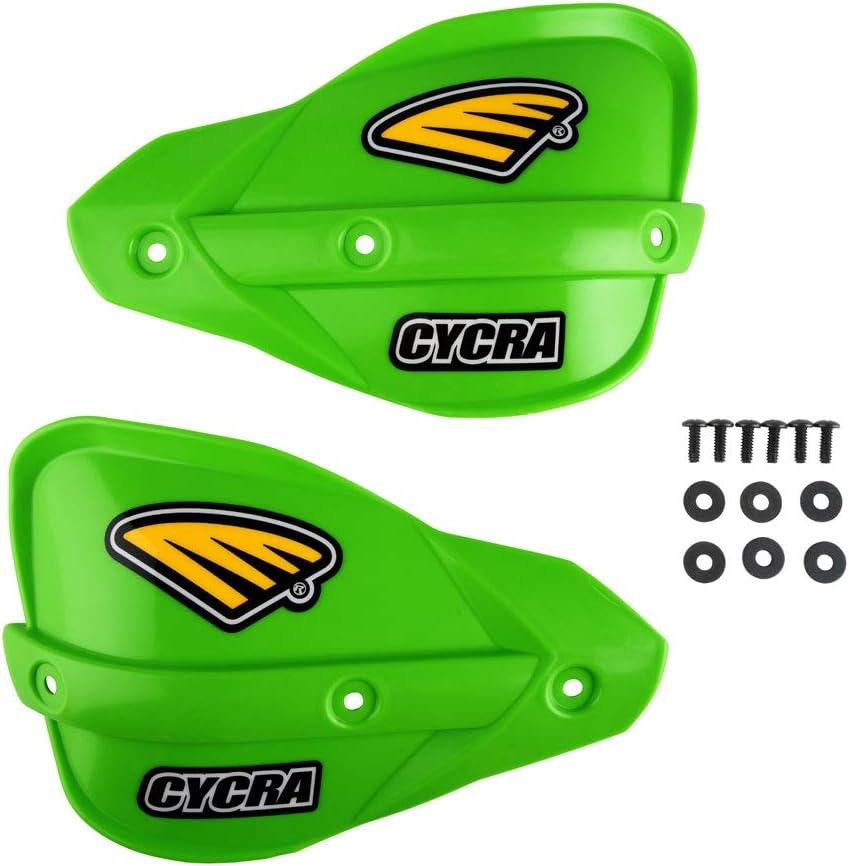 Cycra Ranking TOP20 Classic Enduro Portland Mall Replacement Green Kawasaki Handshields