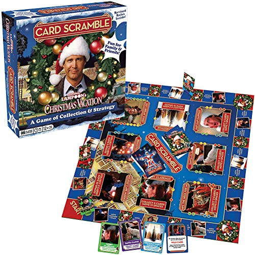 Card Scramble Game