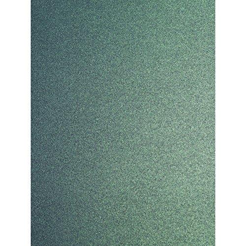 Syntego Peregrina-Perlglanz-Papier, A4, gartengrün, doppelseitig, 120g/m², geeignet für Inkjet- und Laser-Drucker, 10 Stück