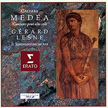 Medea / Cantats For Solo Countertenor