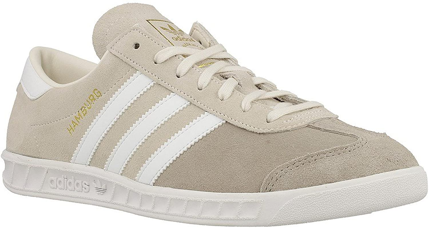 Adidas Herren Hamburg Low-Top, Grau, 45 EU    58255f