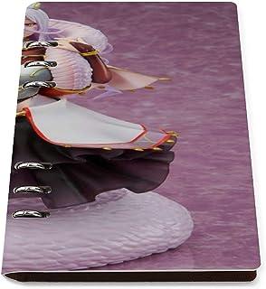 ファッションクラシック サーフェンティット・ネイクス ノートジャーナル 男女兼用 ハンドブック 旅行記録簿 両面書き込み 耐久性 大学日記 レザールーズリーフノート事務用品卒業記念品