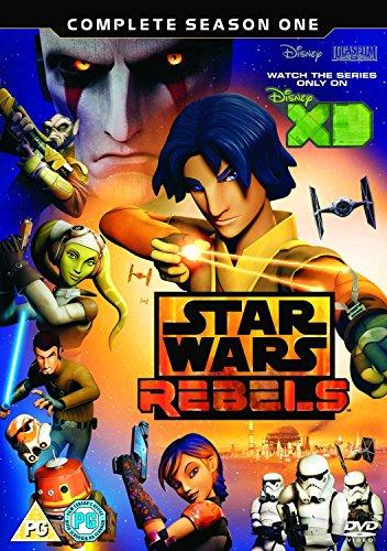 Star Wars Rebels - Season 1 (3 Dvd) [Edizione: Paesi Bassi] [Edizione: Regno Unito]