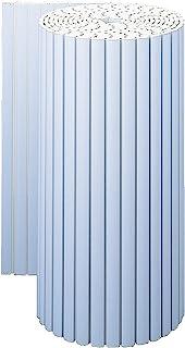 東プレ (Topre Corporation) シャッター風呂ふた ブルー 65cm×8m巻 フレスコ サイズフリーカット S8m