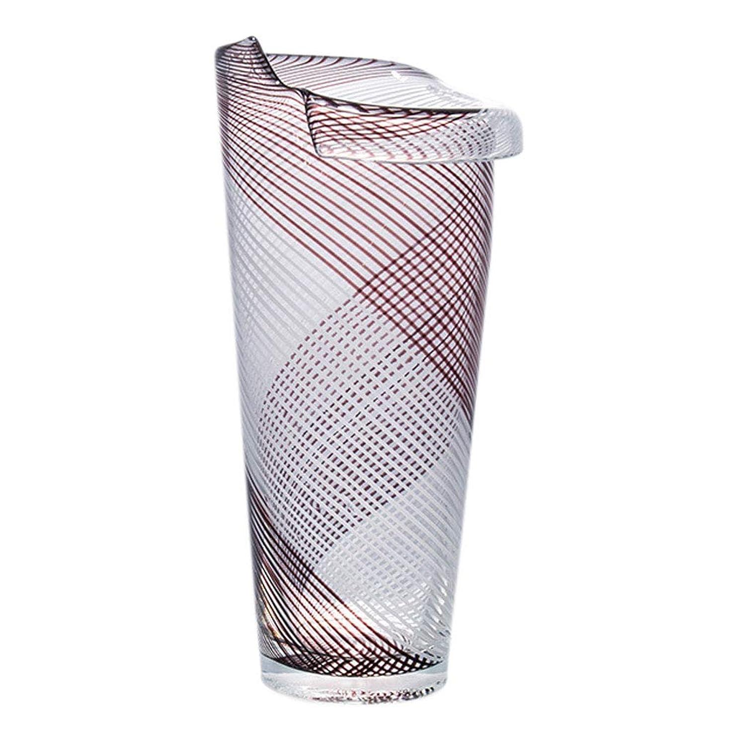 強打菊鼻花瓶 ルームデコレーションブーケフラワーアレンジメントクリエイティブコンテナHomeカスタマーサービスチーム現代のミニマリストのグラス (Size : B)