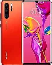 Huawei P30 Pro Dual-SIM 512GB (GSM Only, No CDMA) Factory Unlocked 4G/LTE Smartphone - International Version (Amber Sunrise)