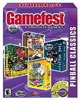 Gamefest: Pinball Classics (Pro Pinball Big Race / Timeshock / Fantastic Journey / The Web) (輸入版)