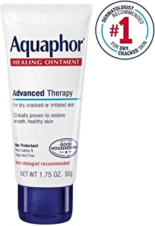 Aquaphor Healing Skin Ointment Advanced Therapy, 1.75 oz (Pack of 4)