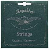 Aquila Bionylon AQ-57 Soprano Ukulele Strings - High G - Set of 4