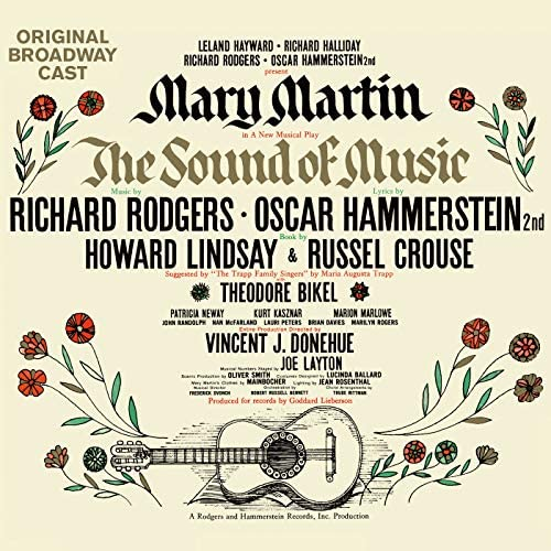 Original Broadway Cast of The Sound of Music