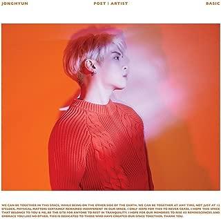 jonghyun poet artist poster