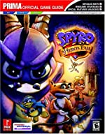 Spyro A Hero's Tail - Prima Official Game Guide de Prima Publishing