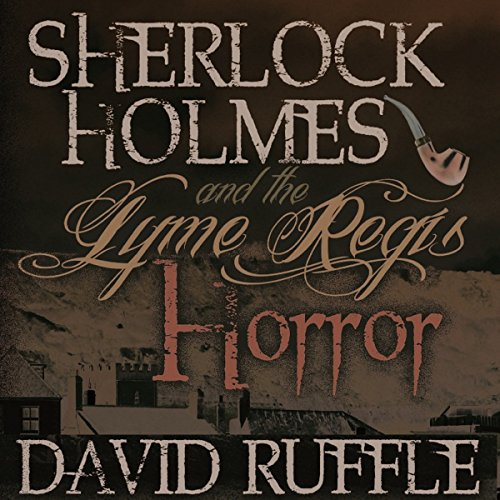 Sherlock Holmes and the Lyme Regis Horror audiobook cover art
