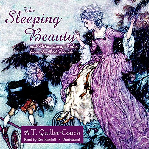 The Sleeping Beauty and Other Fairy Tales from the Old French audiobook cover art
