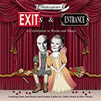 Shakespeare Exits and Entrances by Dame Judi Dench