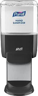 PURELL ES4 Hand Sanitizer Push-Style Dispenser, Graphite, Dispenser for PURELL ES4 1200 mL Hand Sanitizer Refills - 5024-01