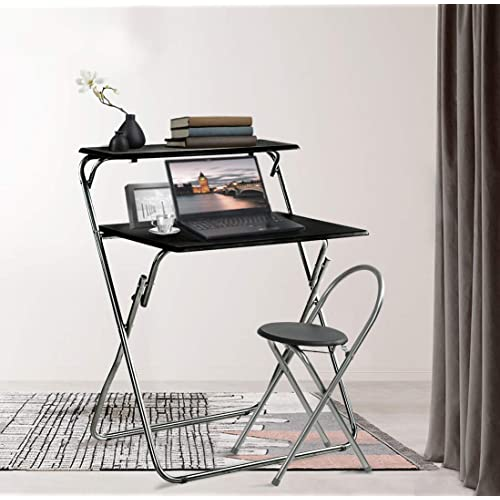 Foldable Computer Desk Amazon Com