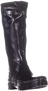Michael Michael Kors Women's Baxter Rain Booties, Style, Black, Size 8.0