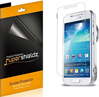 Supershieldz (6 Pack) for Samsung (Galaxy S4 Zoom) Screen Protector, High Definition Clear Shield (PET)