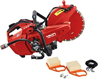 DSH 600-X 12 in. Hand Held Gas Saw with DSH-P Water Pump and 12 in. SPX Diamond Saw Blade