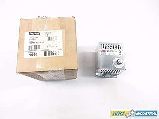 NEW HOFFMAN DAH1001A 0-100F 115V-AC ELECTRIC HEATER D525608