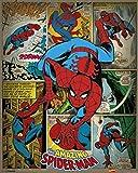 Pyramid International Spider-Man Retro Marvel Comics