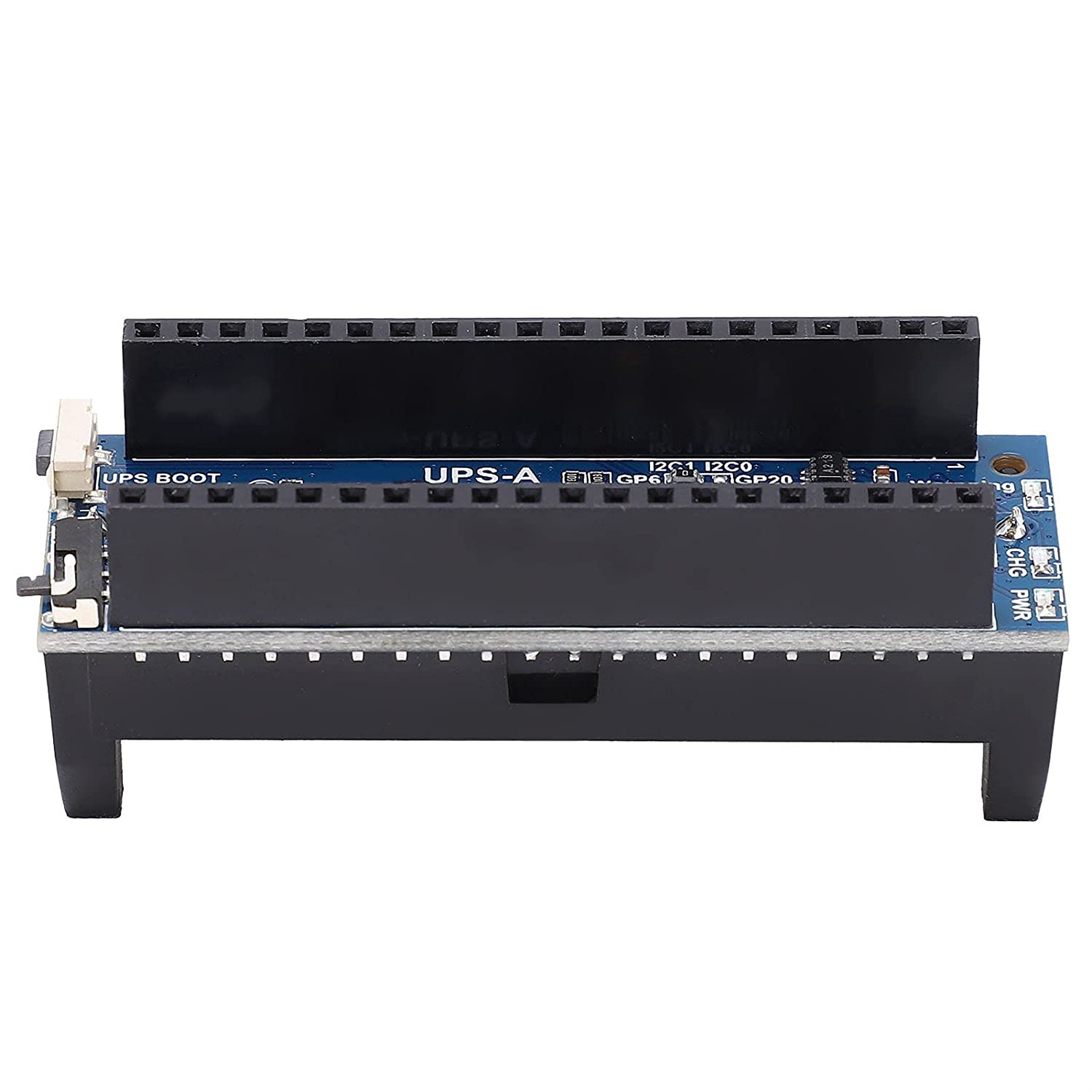 UPS Expansion Board Battery 14500mAh Lithium Battery Holder Uninterruptible Power Supply for Raspberry Pi Pico‑UPS‑A