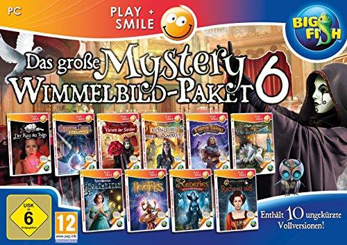 Das große Mystery Wimmelbild-Paket 6