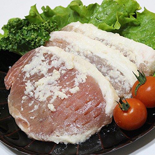 ( 産地直送 京都 ) 京都西京味噌 国産豚ロース肉塩麹漬け ( 100g×18 )