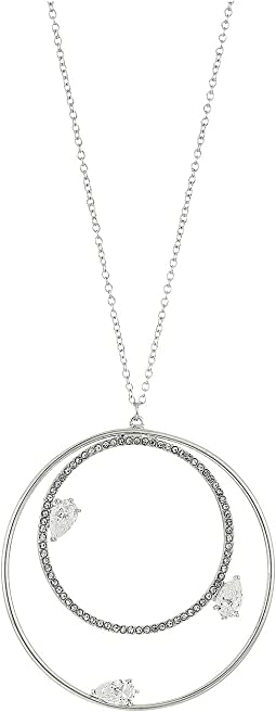 "30"" Open Ring Necklace"