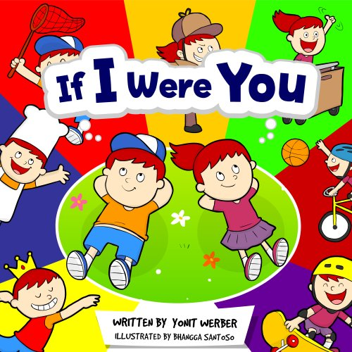 Children's Book: If I were you (funny bedtime story collection) (English Edition)